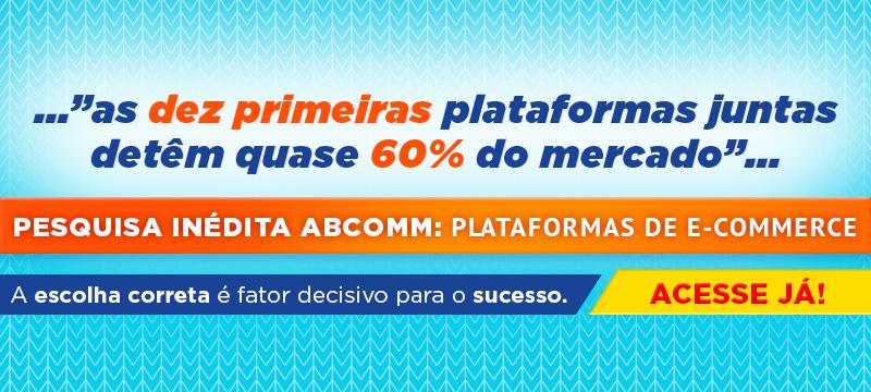 Pesquisa Plataformas de E-commerce