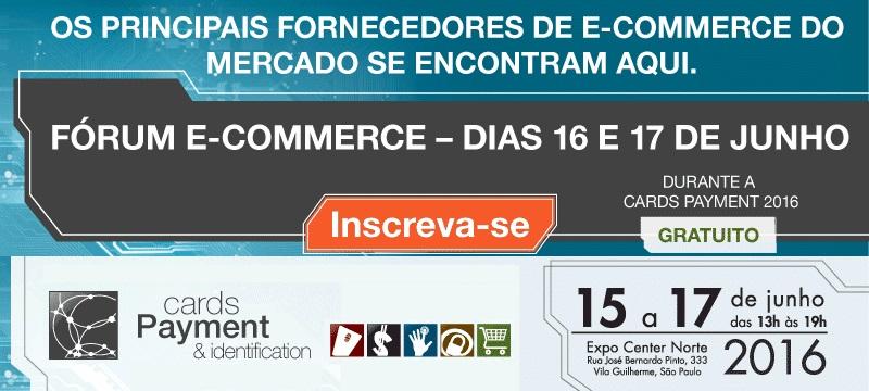 Forum Ecommerce 2016