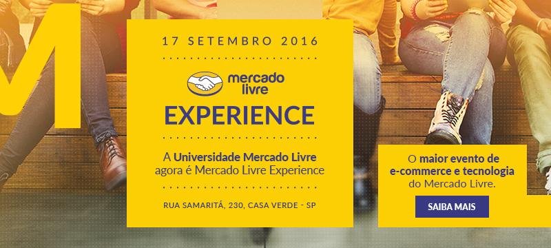 Evento Mercado Livre Experience
